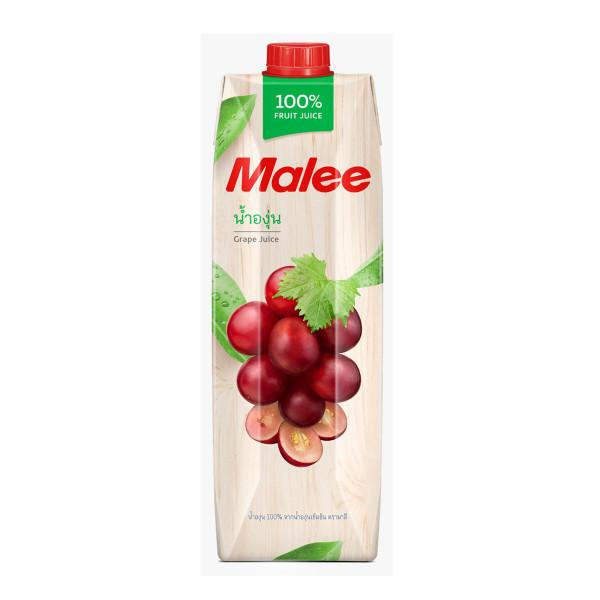 (MALEE) F.JUICE (GRAPE) 1L - Kanpeki