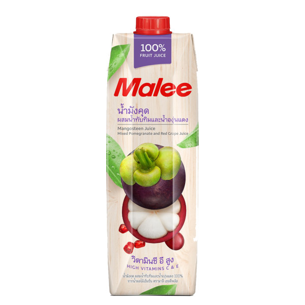 MALEE F.JUICE (MANGOSTEEN) 1L - Kanpeki
