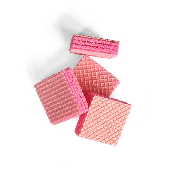 (VALUE) STRAWBERRY WAFER  400G - Kanpeki