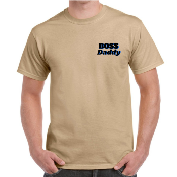 Boss Daddy Tee (Nude)