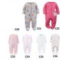 C20-26 Jumper bayi panjang / sleepsuit bayi - Bunda Ina Shop
