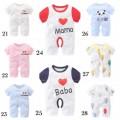 Jumper Bayi Pendek / Romper bayi - Bunda Ina Shop