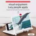 Kaca Pembesar Layar Hp Universal 3D - Bunda Ina Shop