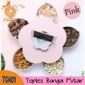 TOPLES BUNGA PUTAR 1 SUSUN CANDY BOX - Bunda Ina Shop