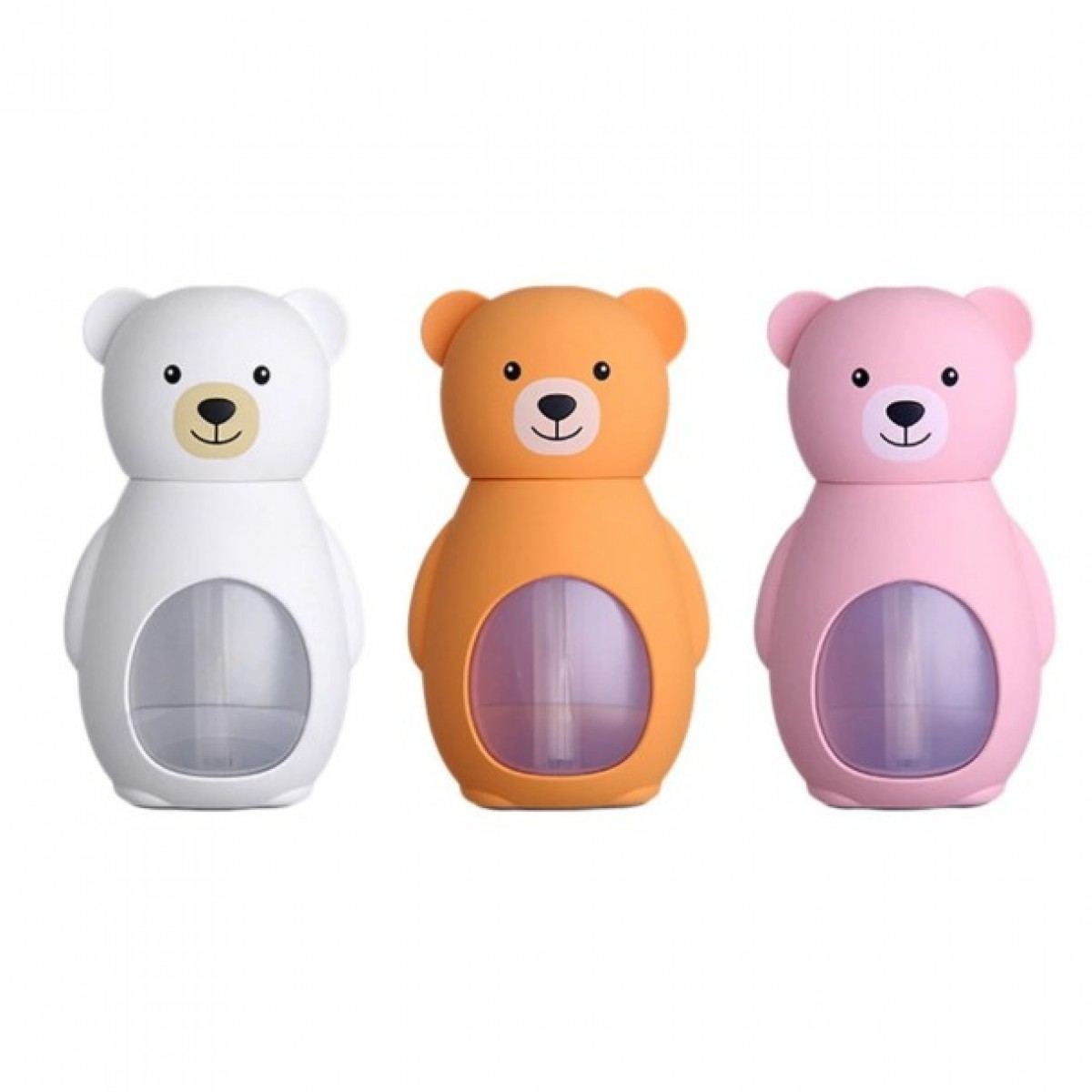 Bear Air Humidifier Aroma Diffuser - Bunda Ina Shop