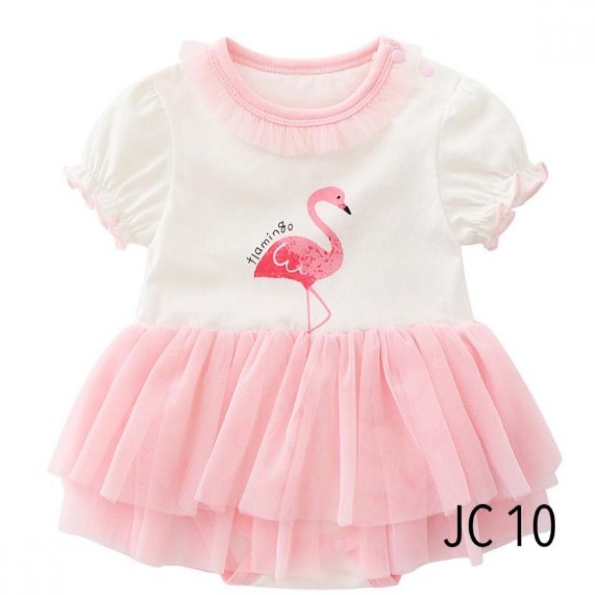 JC10-14 Jumper Tutu Bayi - Bunda Ina Shop