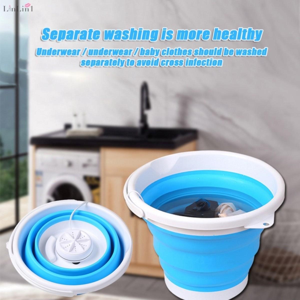 Mesin Cuci Portable Washing Machine usb - Bunda Ina Shop