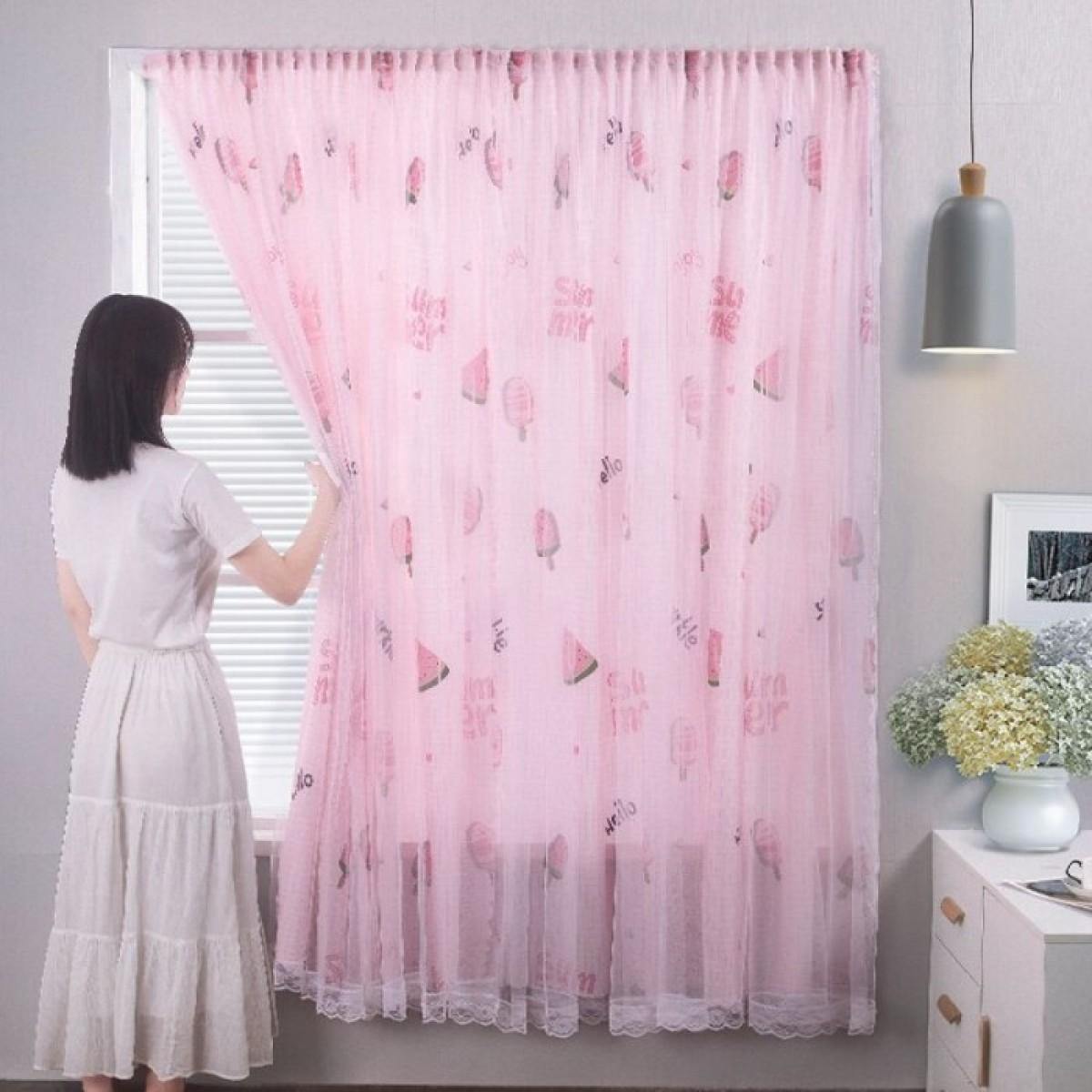 Gorden Magic Velcro Tirai hordeng pasang - Bunda Ina Shop