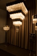 EMPIRE SQUARE CHANDELIER - ASN