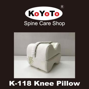 KOYOTO K-118 Memory Foam Knee Support Pillow