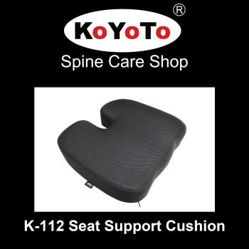 KOYOTO K-112 Memory Foam Seat Support Cushion
