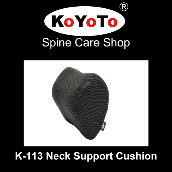KOYOTO K-113 Memory Foam Neck Support Cushion - KOYOTO (Malaysia) Sdn.Bhd.