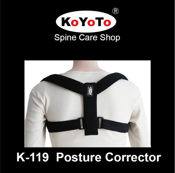 KOYOTO K-119 Posture Corrector - KOYOTO (Malaysia) Sdn.Bhd.