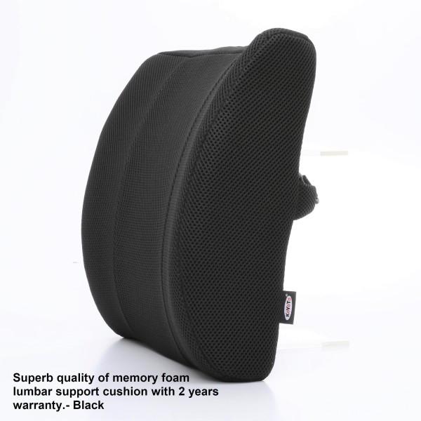 K-111 KOYOTO Memory Foam Lumbar Support Cushion - KOYOTO (Malaysia) Sdn.Bhd.