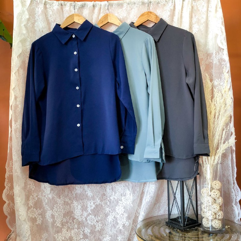 MILLY TOPS (FREE SIZE FIT TO L)