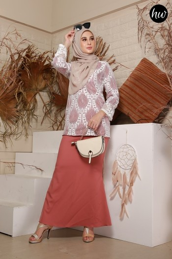 KURUNG NAYLA IN BLUSH PINK