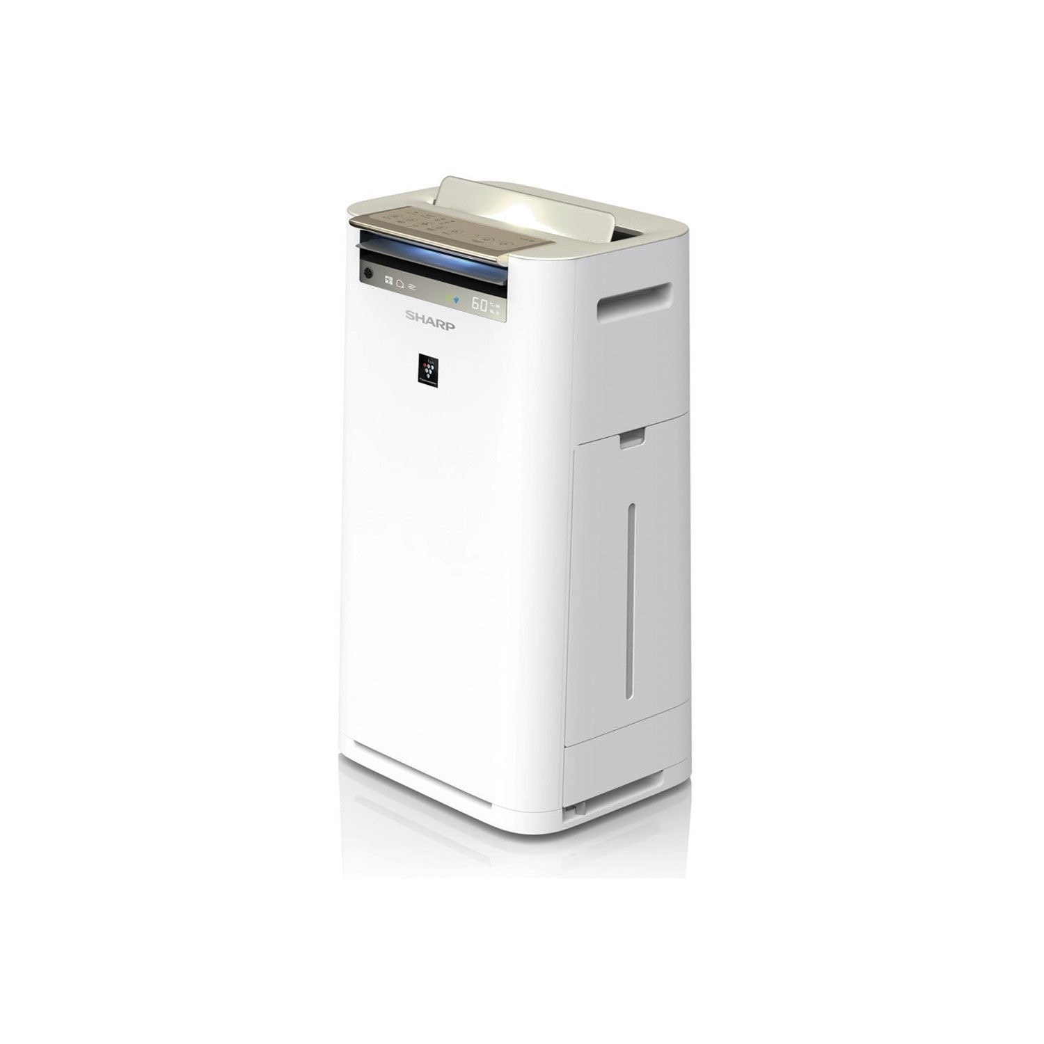 Air Purifier SHARP KC-G60Y-W With Humidifying Function Anti Dust