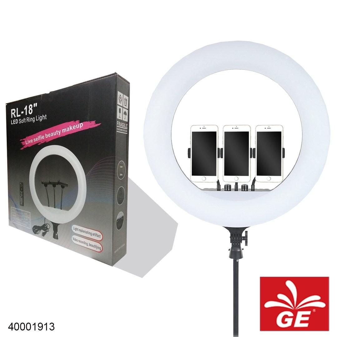 "Lampu LED RL-18"" Soft Ring Light 45cm 40001913"