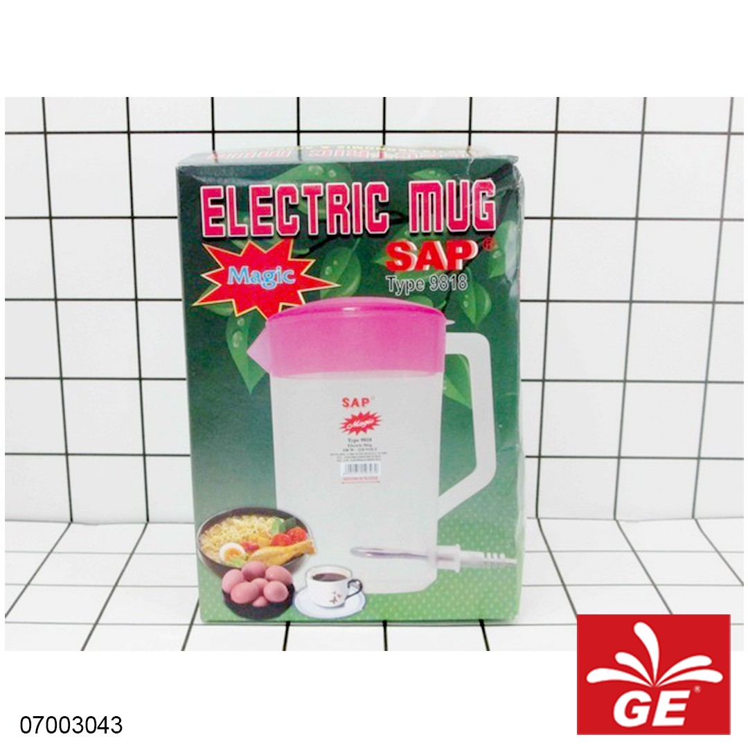 Electric Kettle SAP-9818 07003043