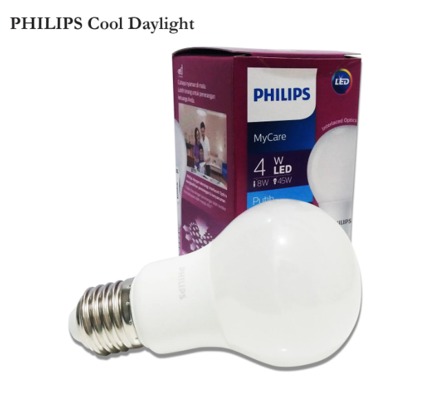 Lampu Bohlam LED PHILIPS My Care 865/830-779 Cool Daylight/Warm
