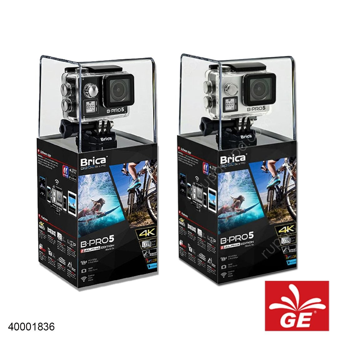 Kamera BRICA B-PRO5 Mark AE IIS Hitam/Silver 40001836/37