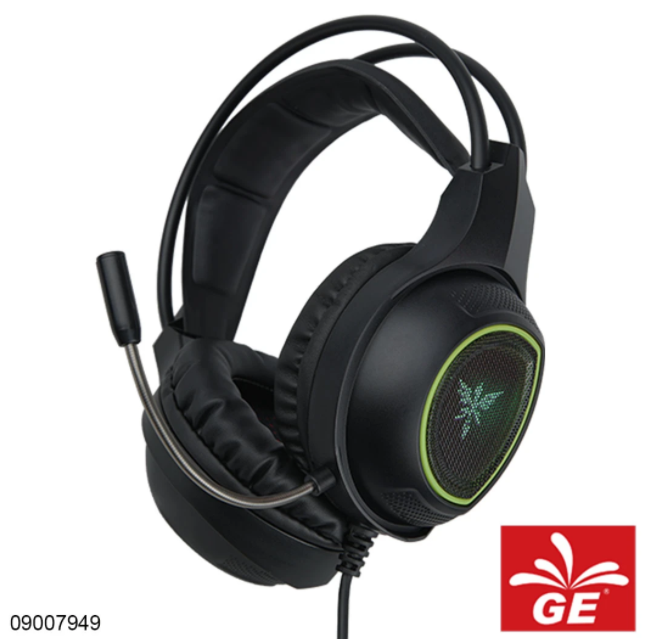 Gaming Headset NYK NEMESIS HS-P09 Parrot With 7.1 Surround