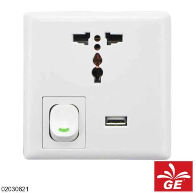 Steker USB Wall Power Supply 02030621