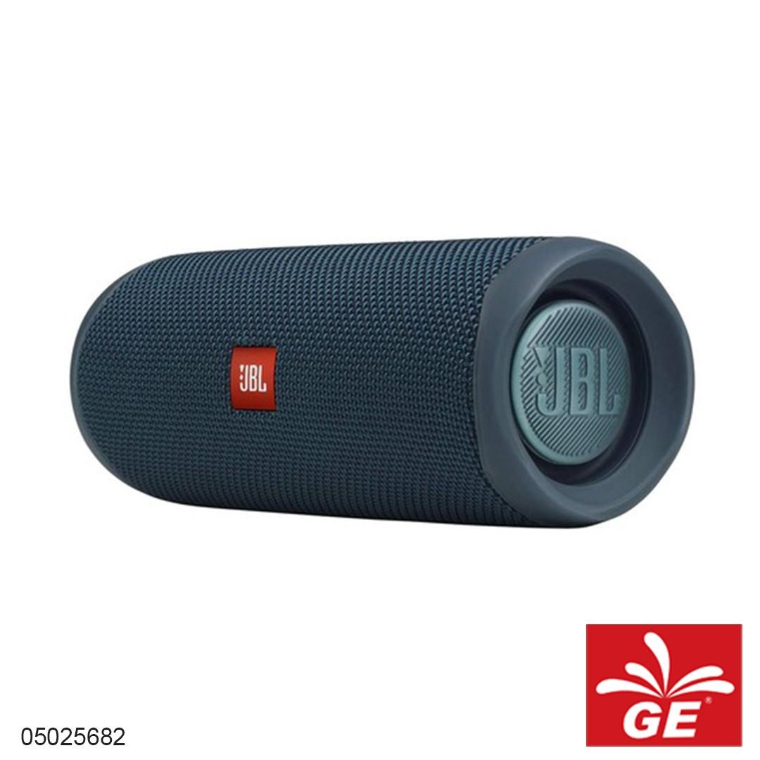 Speaker Bluetooth JBL Flip 5 Biru 05025682