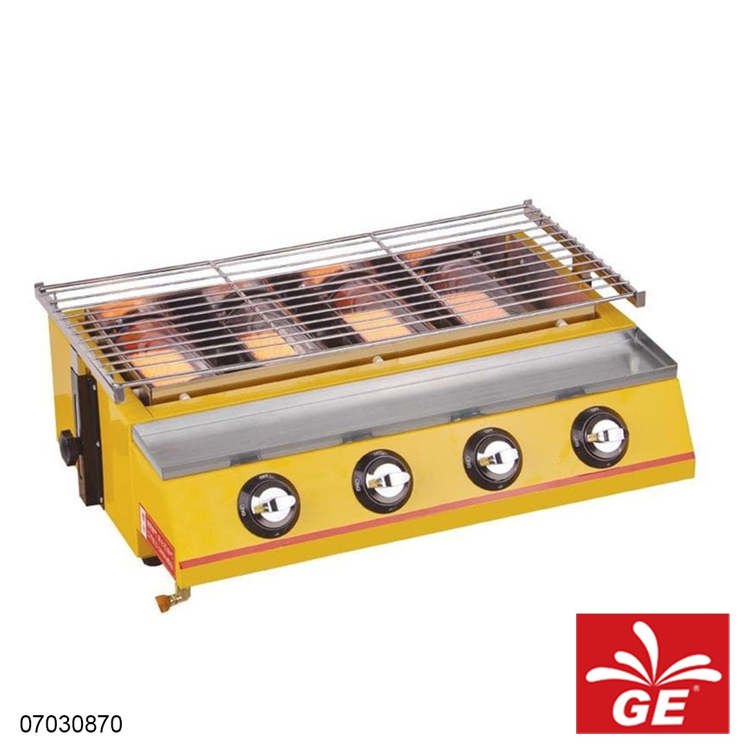 Kompor Gas Sosis VICTON ET-K222 4 Knop 07030870