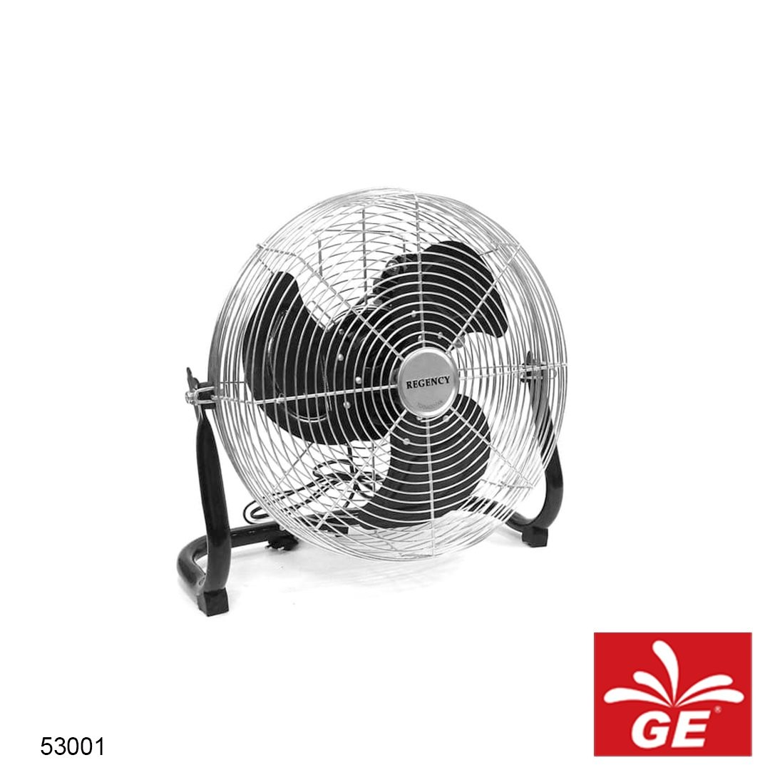 "Kipas Angin REGENCY ZDLX-14"" Tornado Delux Fan Ground 53001"