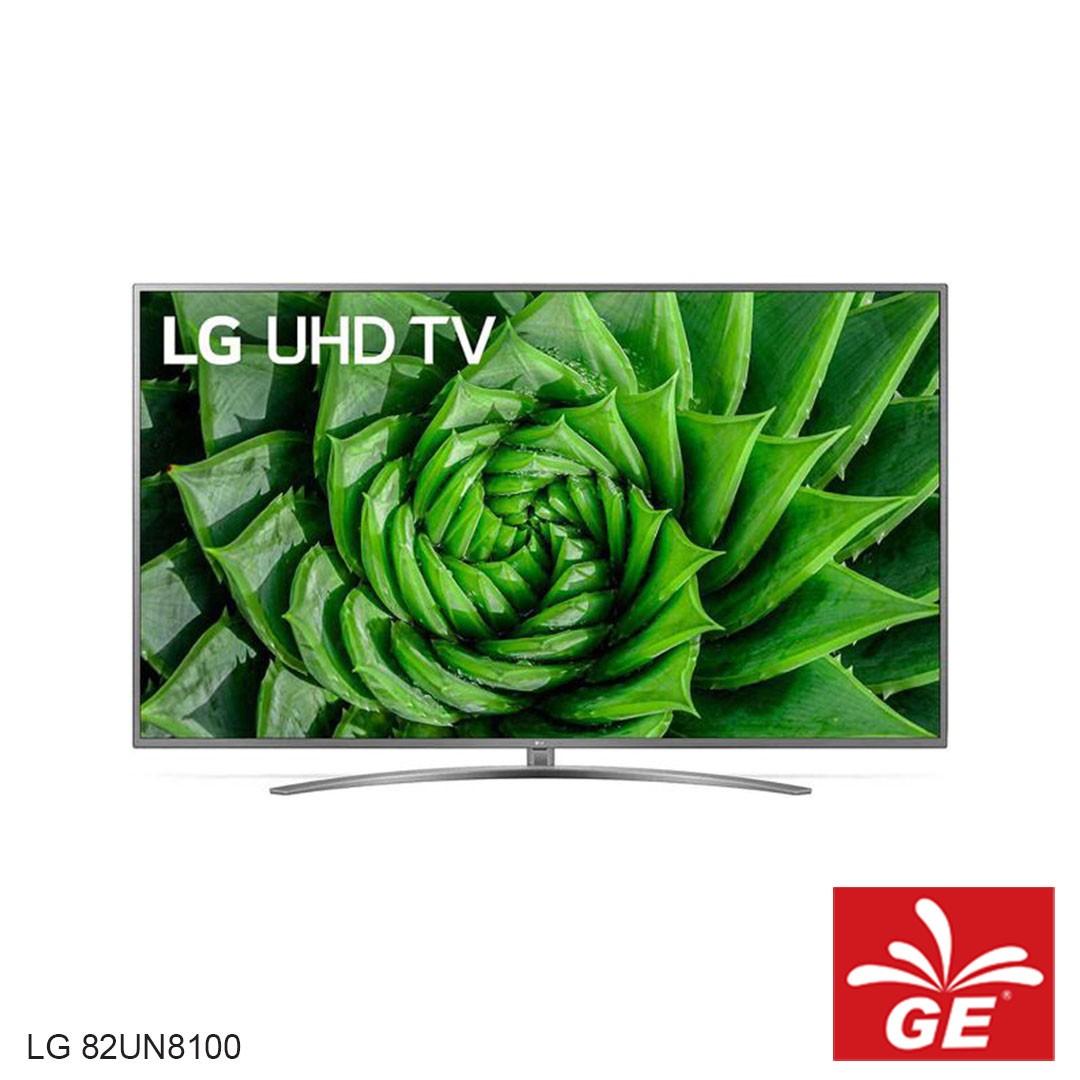 TV UHD LG 82UN8100 82inch