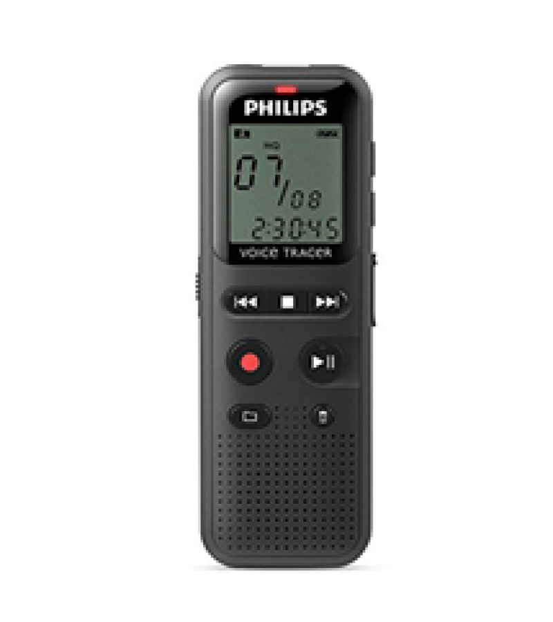 Philips Voice Recorder DVT1150 4GB