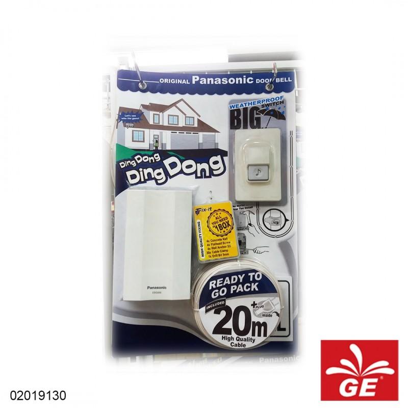 Bell Pintu PANASONIC EBG888X1 + 331X1 20M 02019130
