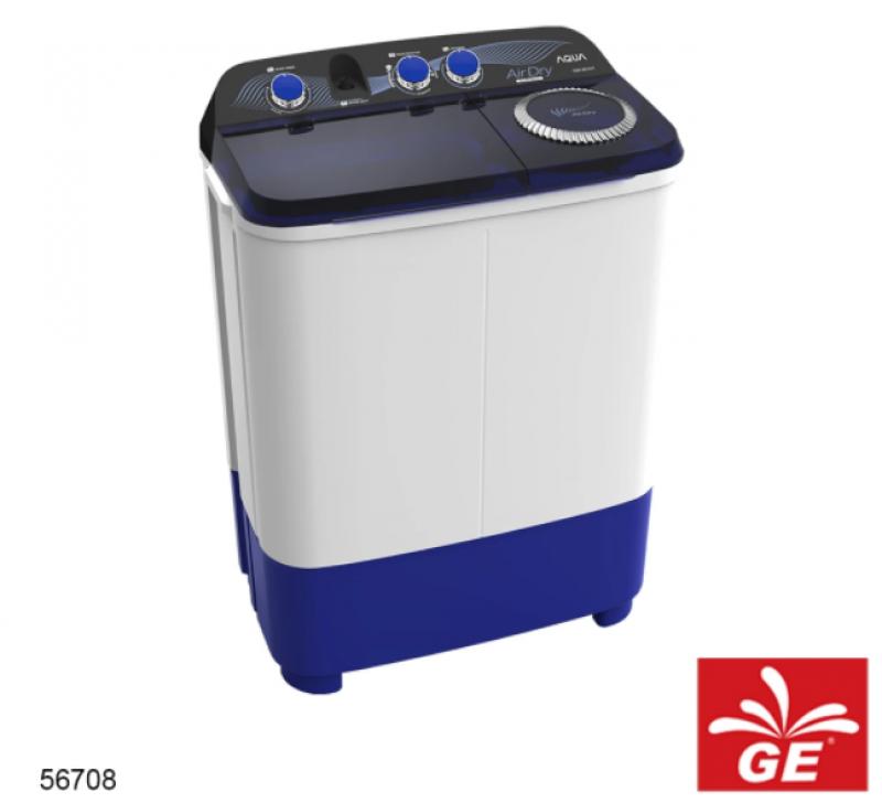 Mesin Cuci AQUA QW-850XT2 Tabung 8Kg 56708