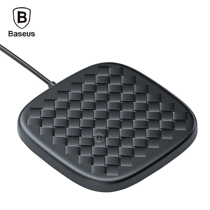 Charger BASEUS BSWC-P13 BV Wireless Hitam 40001035