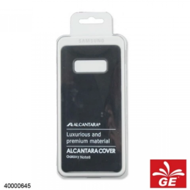 CASE ALCANTARA SAMSUNG GALAXY NOTE8 40000645