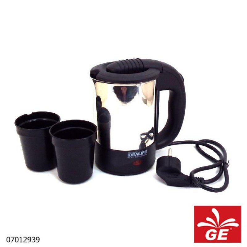 IDEALIFE - Auto Electric Kettle - Teko Listrik IL-100 - 0,5 liter