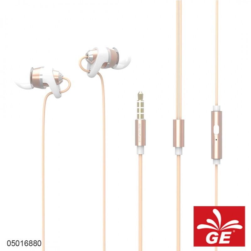 Earphone MICROPACK EM-300 Emas 05016880