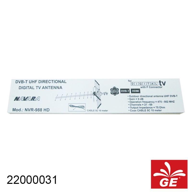 ANTENA NAVARA NVR-988HD 2 22000031