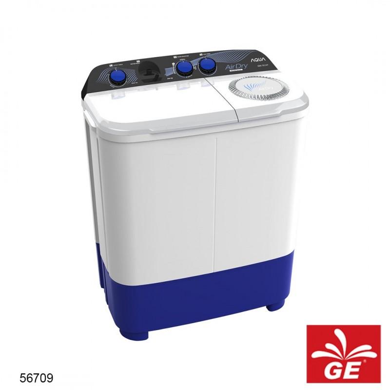 Mesin Cuci AQUA QW-851XT 2 Tabung 8Kg 56709