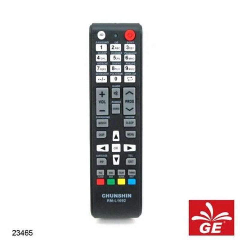 REMOTE TV CHUNSHIN RM-L1092 23465