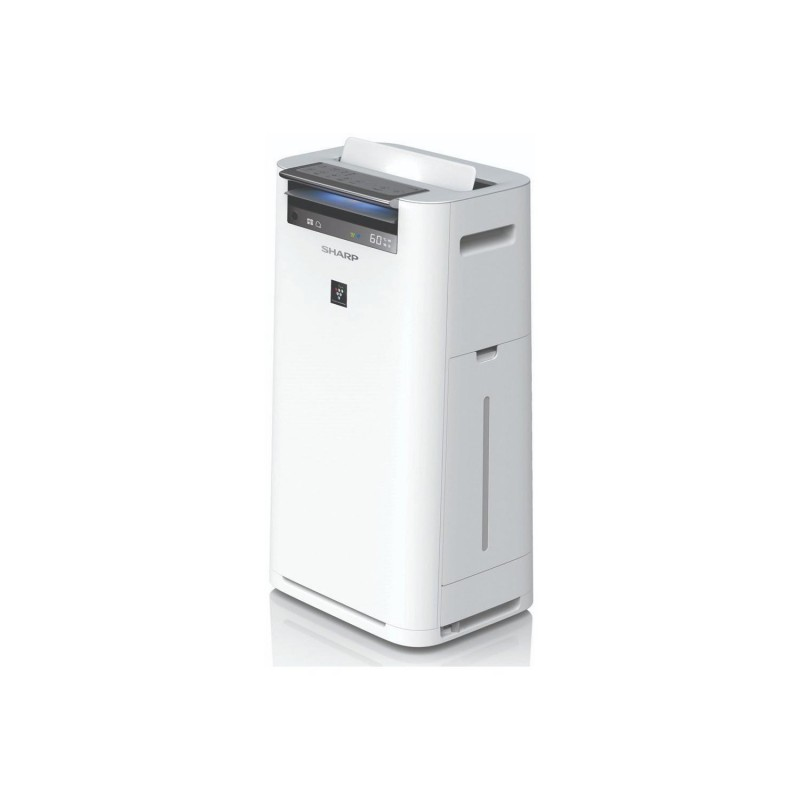 Air Purifier SHARP KC-G50Y-W With Humidifying Function Anti