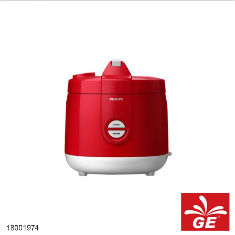 Rice Cooker PHILIPS HD-3131 400W Merah 18001974