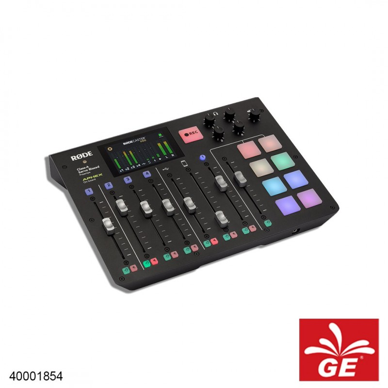 Amplifier RODE CASTER PRO Integrated Podcast Production Console