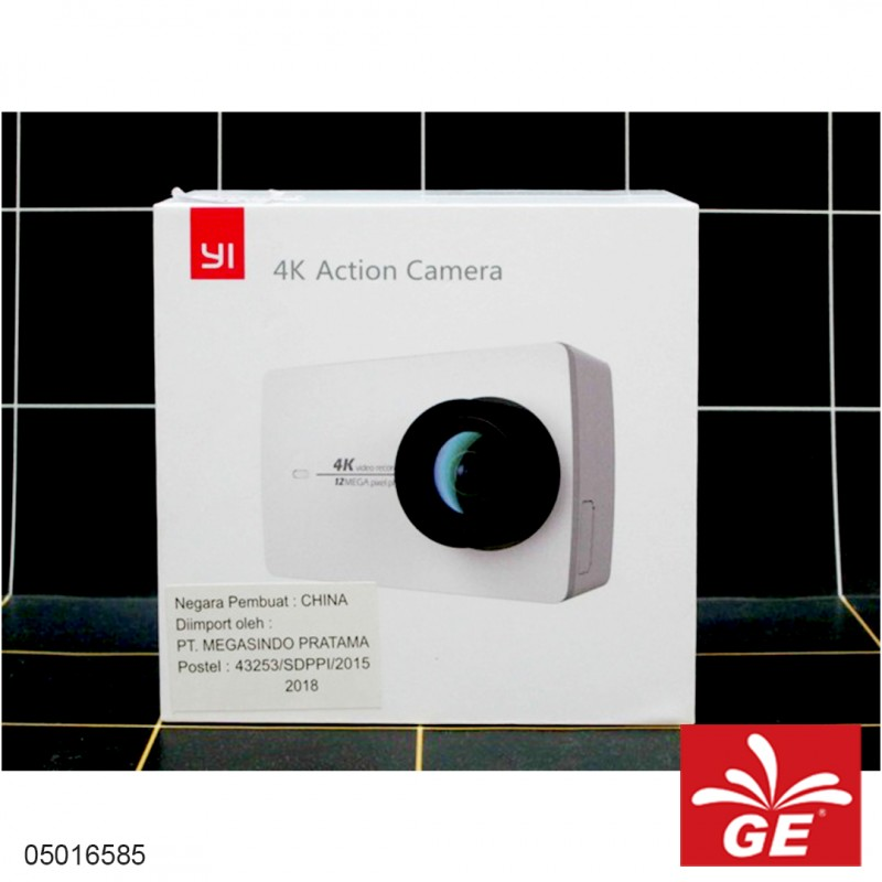 Xiaomi YI 4K 12Mp Action Camera White 05016585