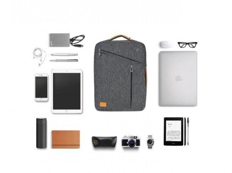Tas Ransel Laptop WIWU GM4902 17inch Abu-abu 40001245