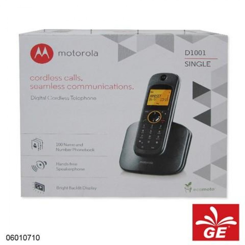 CORD MOTOROLLA D-1001 5 06010710