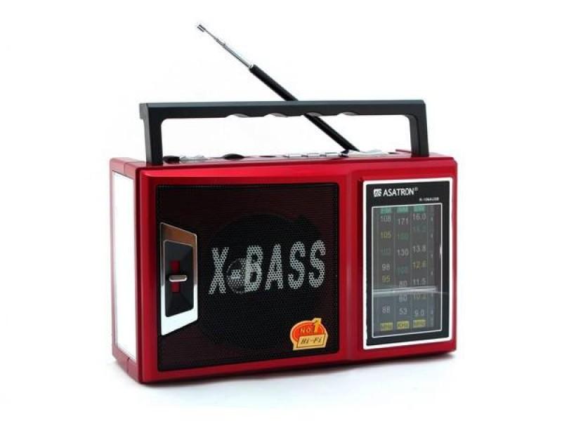 Asatron R-1064 USB/AM/FM/SW 05018179