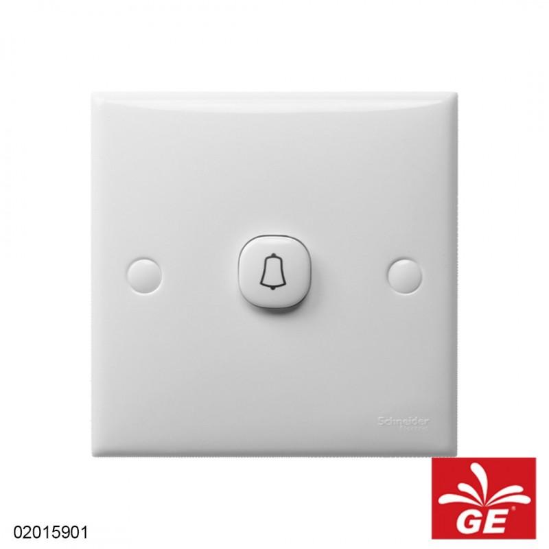 Saklar Bell SCHNEIDER ELECTRIC S-Classic 1 Gang 02015901