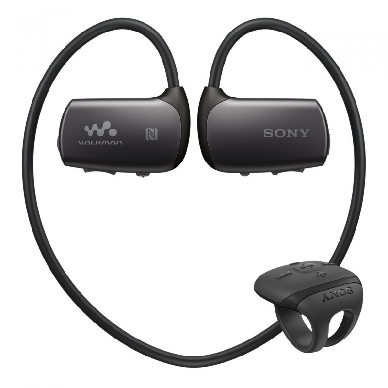 Sony MP3 Walkman Earhook Sport Series NWZ-WS615 Black 05016811